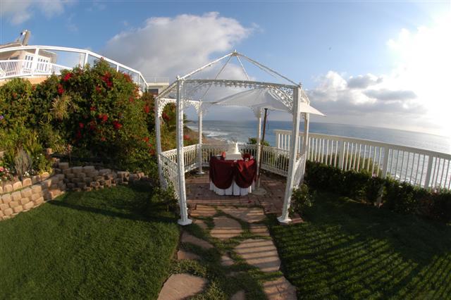Occasions at laguna village wedding venue review laguna for Laguna beach wedding venues